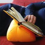 """""""Perita"""" para leer más comodamente"""