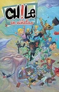 Portada del Libro, ilustrada por Rodrigo López