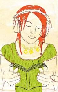La música, los libros y el cine pueden ser grandes placeres para los jóvenes