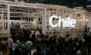 El stand de Chile ha tenido un éxito sin precedentes durante el primer fin de semana de la FIL