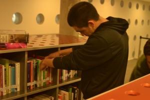 Los más de 4 mil ítemes bibliográficos del CEDOC se distribuyen entre libros, revistas,