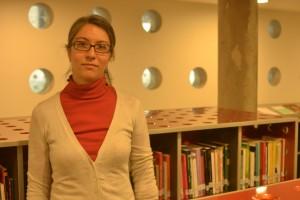 Soledad García lideró el proyecto del Archivo Digital desde su diseño hasta la fecha