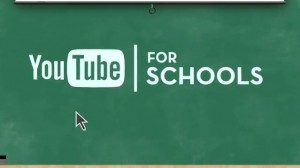 Logotipo de Youtube para escuelas
