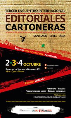 Afiche Encuentro Cartonero 2015