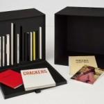 Algunos de sus libros de artista