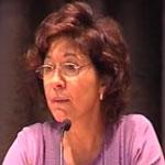Isabel Solé, autora del libro de la semana