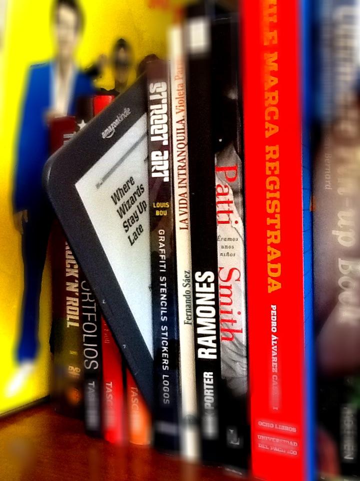 Kindle de @aguayoki
