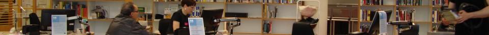 Trabajo de bibliotecarias referencistas en Finlandia