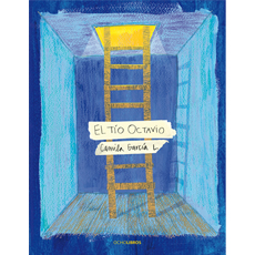"""Portada del libro """"El tío Octavio"""""""