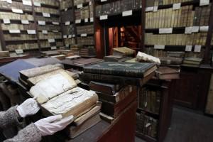 Fotografía original, tomada en la biblioteca