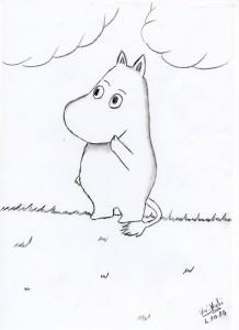 Moomin, uno de los personajes más queridos de la literatura finlandesa