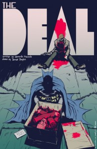 "El fanfic ""The Deal"" destaca por su potente visión del mito de Batman"